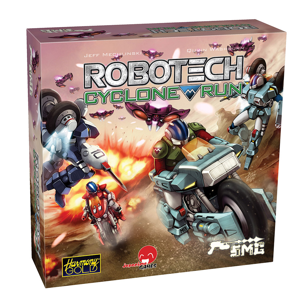 Robotech® Board Games – STRANGE MACHINE GAMES